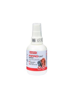 Beaphar Fiprotec - Spray Cane/Gatto 100 ml