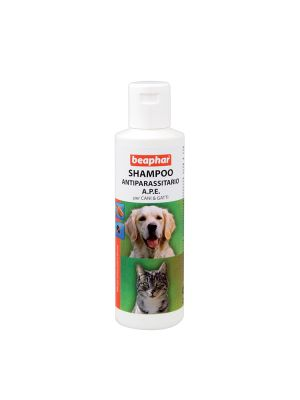 Beaphar Shampoo Antiparassitario A.P.E. 200 ml