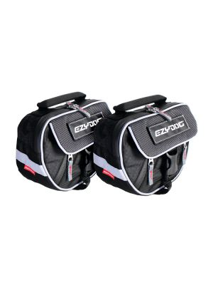 EzyDog Convert Saddle Bags - L-XL
