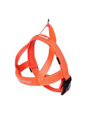 EzyDog Quick Fit Harness - Arancione XS