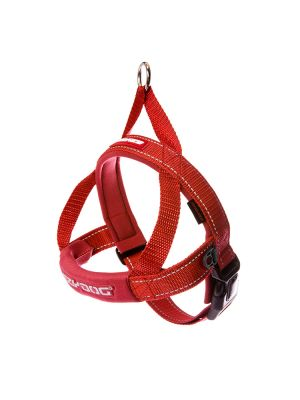 EzyDog Quick Fit Harness - Rosso S