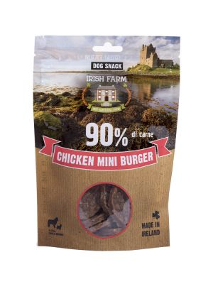 Irish Farm - Chicken Mini Burger - 80 gr