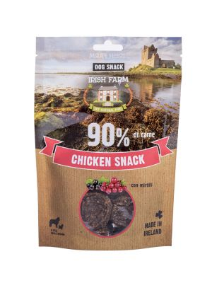 Irish Farm - Chicken Snack Mirtilli - 80 gr