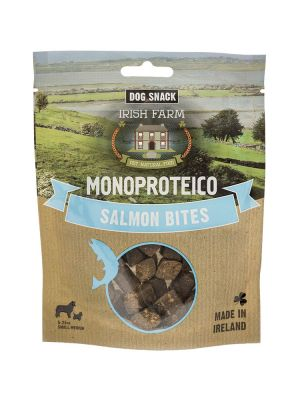 Irish Farm Monoproteico - Salmon Bites - 80 gr