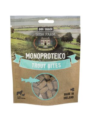 Irish Farm Monoproteico - Trout Bites - 80 gr