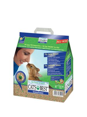 Jrs Cat's Best - Greenpower 8 l