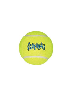 KONG Air Squeaker Tennis Ball Bulk - M