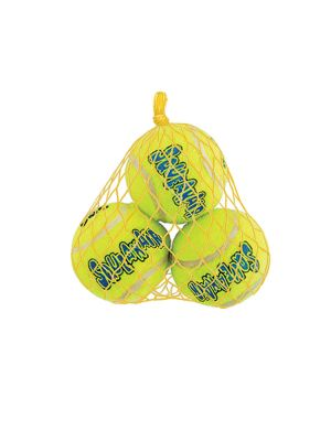 KONG Air Squeaker Tennis Ball - S (3 pz)