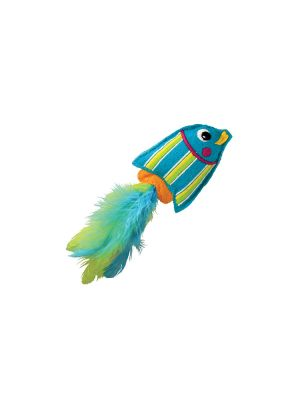 KONG Cat Tropics Fish Blue