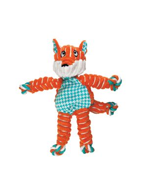 KONG Floppy Knots Fox - S/M