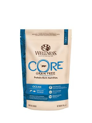 Wellness CORE Cat - Ocean - Salmone e Tonno - 300 gr
