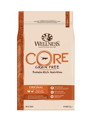 Wellness CORE Cat - Original - Tacchino e Pollo - 10 Kg