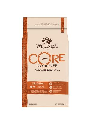 Wellness CORE Cat - Original - Tacchino e Pollo - 1_75 Kg
