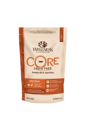 Wellness CORE Cat - Original - Tacchino e Pollo - 300 gr