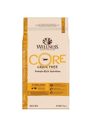 Wellness CORE Cat - Sterilised - Pollo e Tacchino - 1_75 Kg