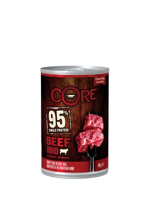 Wellness CORE Dog - Can95 - Manzo e Broccoli - 400 gr