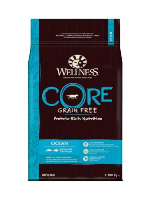 Wellness CORE Dog - Ocean - Salmone e Tonno - 10 Kg
