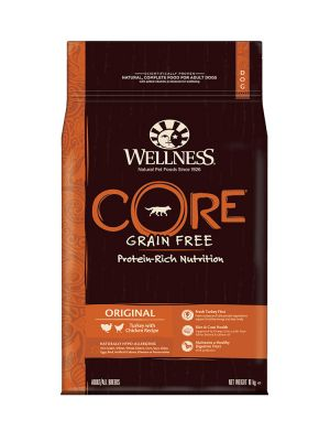 Wellness CORE Dog - Original - Tacchino e Pollo - 10 Kg