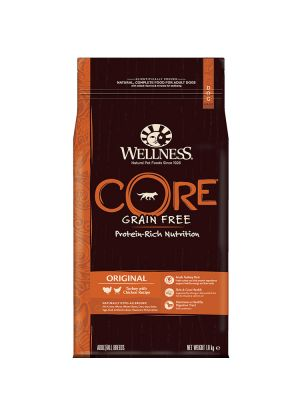 Wellness CORE Dog - Original - Tacchino e Pollo - 1_8 Kg