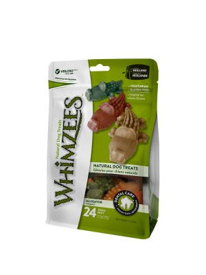Whimzees Busta - Alligatore S - 24 pz 360 gr