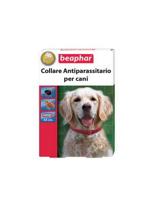 Beaphar Collare Cane Rosso Box