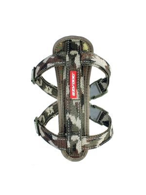 EzyDog Chest Plate Harness - Camo XL