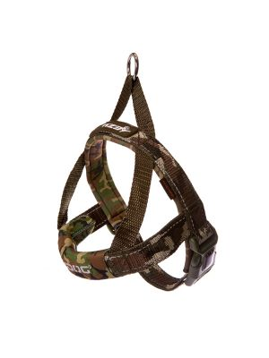 EzyDog Quick Fit Harness - Camo M