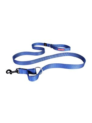 EzyDog Vario 4 Leash - Blue