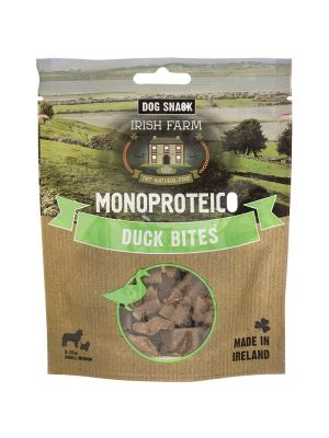Irish Farm Monoproteico - Duck Bites - 80 gr