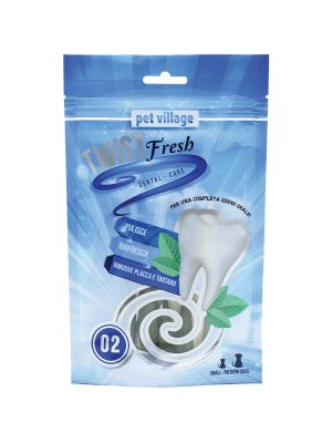 Twist Fresh - 02 Dual Dental Twist - 100 gr