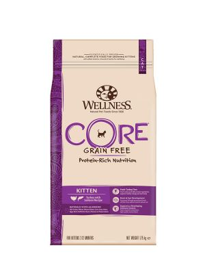 Wellness CORE Cat - Kitten - Tacchino e Salmone - 1_75 Kg