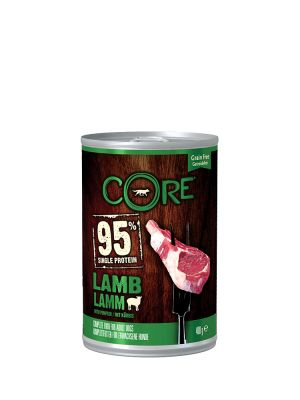 Wellness CORE Dog - Can95 - Agnello e Zucca - 400 gr