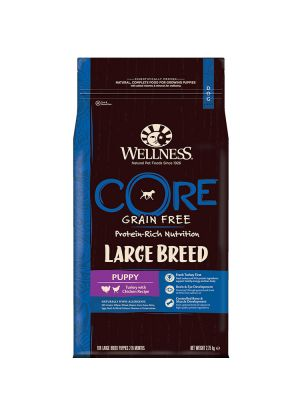 Wellness CORE Dog - Large Breed Puppy - Tacchino e Pollo - 2_75 Kg