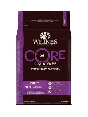 Wellness CORE Dog - Puppy - Tacchino e Pollo - 10 Kg